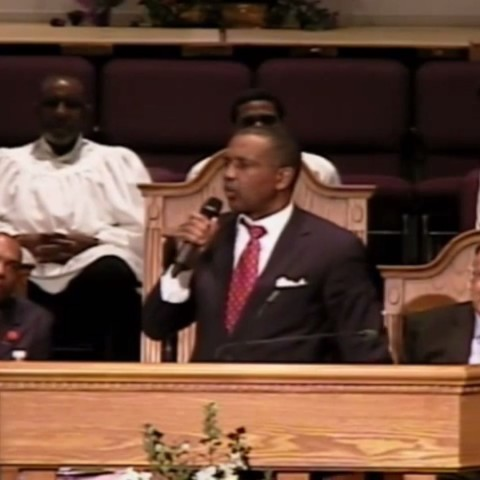 Rev. Charles B. Jackson, Sr. : Your Deliverance Is In Your Praise